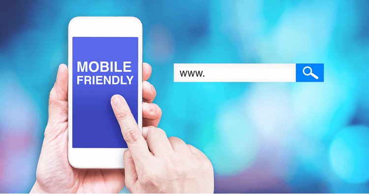 Make a mobile-friendly website