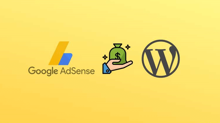 Adding AdSense account to your website